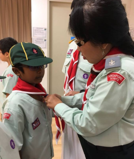 World Scout Day